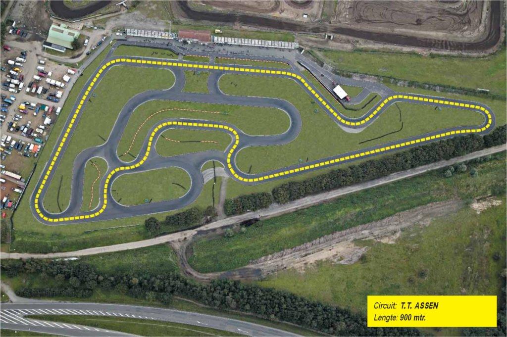 Baan Layouts Circuit Park Berghem